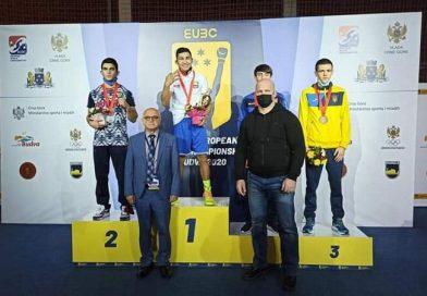 На Чемпіонаті Європи з боксу вінничанин здобув бронзу