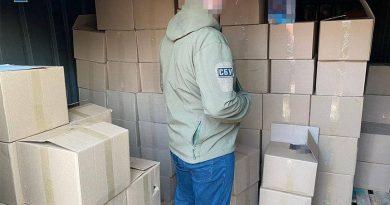 На Вінниччині вилучили майже шість тонн підробленого спиртного
