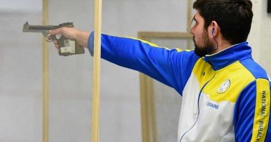 Вінничанин виборов «золото» на Кубку світу з кульової стрільби