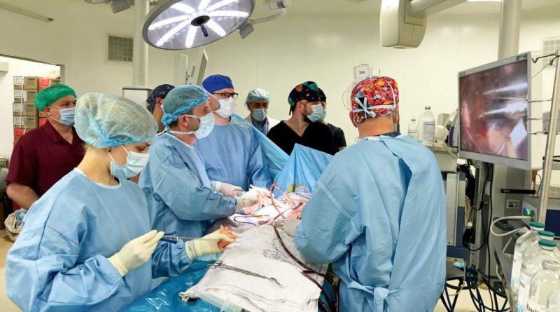 Яку операцію на серці вперше провели у вінницькому кардіоцентрі?