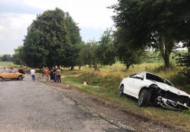 ДТП на Вінниччині: загинуло два пішохода, три людини в лікарні