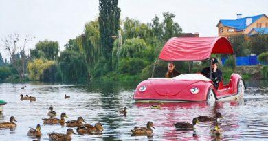 У Вінниці просять розчистити Вишенське озеро